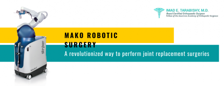 latest update from our clients  Mako Robotic Surgery