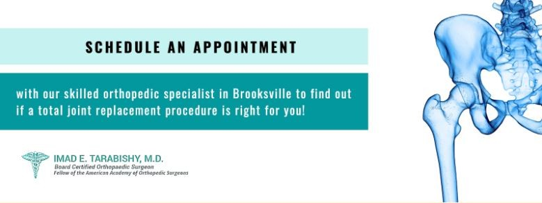 latest update from our clients  Total Joint Replacement Brooksville tarabishy orthopaedics
