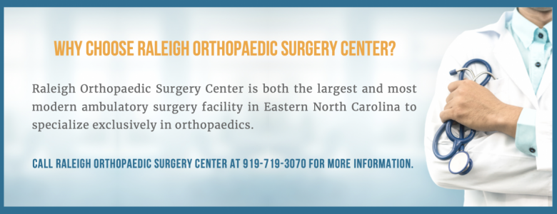 latest update from our clients  raleigh orthopaedic surgery center